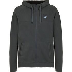 E9 Free UD Fleece Jacket Men, groen